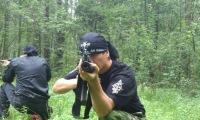 Православные патрули вышли в московские сумерки