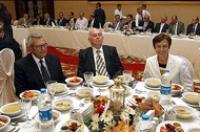 Представители немусульманских организаций Турции собрались на ифтар в Анкаре