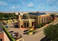 Новая мечеть в Британии