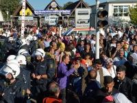 Иранцы напали на полицейских на фестивале в Германии
