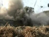 В Ингушетии взорвали магазин
