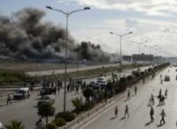 """США передислоцирует войска из-за акций, вызванных """"Невинностью мусульман"""""""