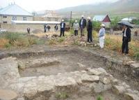 В Азербайджане обнаружили большую мечеть XVI века