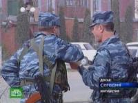 В Ингушетии боевики обстреляли колонну МВД из гранатометов
