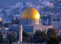 Израильские полицейские штурмовали мечеть Аль-Акса в Иерусалиме
