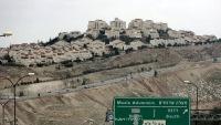 Россия обеспокоена поселенческими планами Израиля на палестинской территории