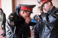 Сто петербургских полицейских уволены за употребление наркотиков