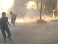 В Сирии продолжаются ожесточенные столкновения