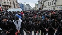 Около 150 тыс человек праздновали Курбан-байрам в Москве