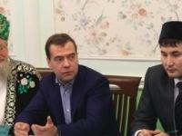 Мусульмане обратились за помощью к Медведеву
