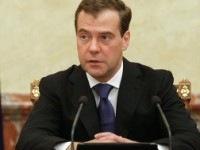 Медведев прокомментировал инцидент со свадебной стрельбой в Москве
