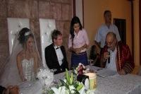 Англичанин принял Ислам и женился на мусульманке