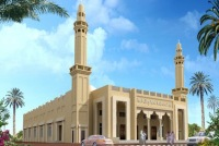 Первая эко-мечеть в ОАЭ