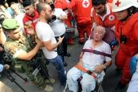 Теракт спровоцировал массовые беспорядки в Ливане
