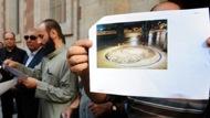 Работа мусульманского художника, популяризирующая Коран, вызвала недоразумение во Франции