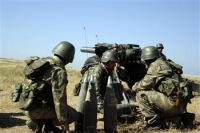 Турецкая артиллерия уничтожила отряд сирийских солдат
