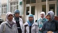 Интервью с последнего заседания Уфимского  суда над мусульманками