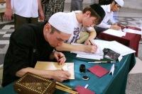 Каллиграф из Казани побывал в Алжире
