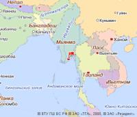 Более 21 тыс. мусульман стали беженцами из-за межрелигиозной резни в Мьянме