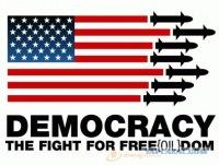 Мы несем американскую демократию на кончиках штыков