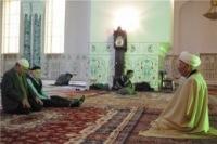 На Челябинском рынке «Северный» открыли молитвенную комнату для мусульман