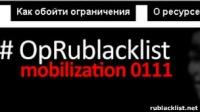 """""""Пираты"""" помогут попавшим в черный список сайтам в России"""