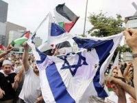 По всему миру проходят массовые антиизраильские акции