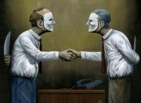 Лицемерие - основа политики....