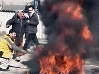Афганские студенты устроили массовые антиизраильские демонстрации