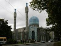 К Петербургской мечети подбросили муляж бомбы