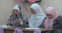 Мусульманки провели Ид Аль-Адха в Казани