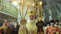 Патриарх Кирилл одобряет взаимодействие духовенства и армии в Израиле