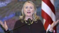 Госдеп США подтверждает, что Клинтон уйдет в отставку