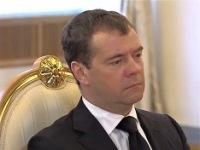 """Медведев назвал сложившуюся ситуацию в экономике """"предгрозовой"""""""