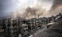 Сирия разрушена до основания, - The Los Angeles Times