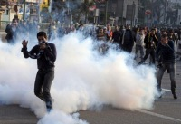 Новые столкновения протестующих и сил безопасности вспыхнули в Египте