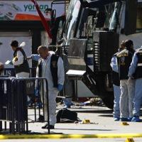 В Турции взорвался заминированный автомобиль