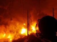 При взрыве газовоза в Саудовской Аравии погибли 14 человек, не менее 60 ранены