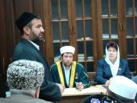 В городе Киселёвске прошёл Совет имамов ДУМКО