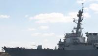 Американский эсминец направится к берегам Сирии