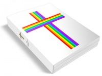 """В США издана первая в мире """"Библия"""" для гомосексуалистов"""