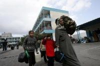 Иордания не пускает в страну палестинских беженцев