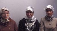 Интервью мусульманок после суда 30.11.12