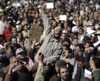Каир: похороны превратились в демонстрацию