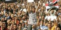 В Ираке 2 тыс. демонстрантов заблокировали автотрассу, связывающую Сирию и Иорданию