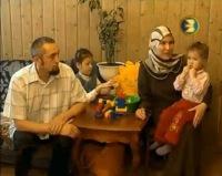 Конфуз!!! Вчера - террористы, сегодня - образцовая семья...