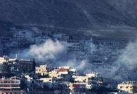 Сирийская армия обстреляла лагерь палестинских беженцев