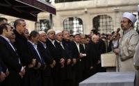 Первые лица Турции и народ проводили в последний путь ученика Саида Нурси М. Сунгура