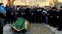 Похороны имама Ибрагима Дударова
