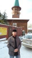 Минарет с полумесяцем украсил центр Новосибирска